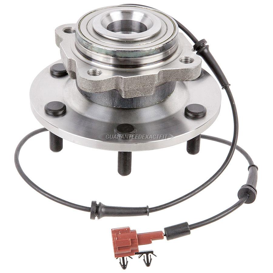 Nissan Armada Wheel Hub Assembly