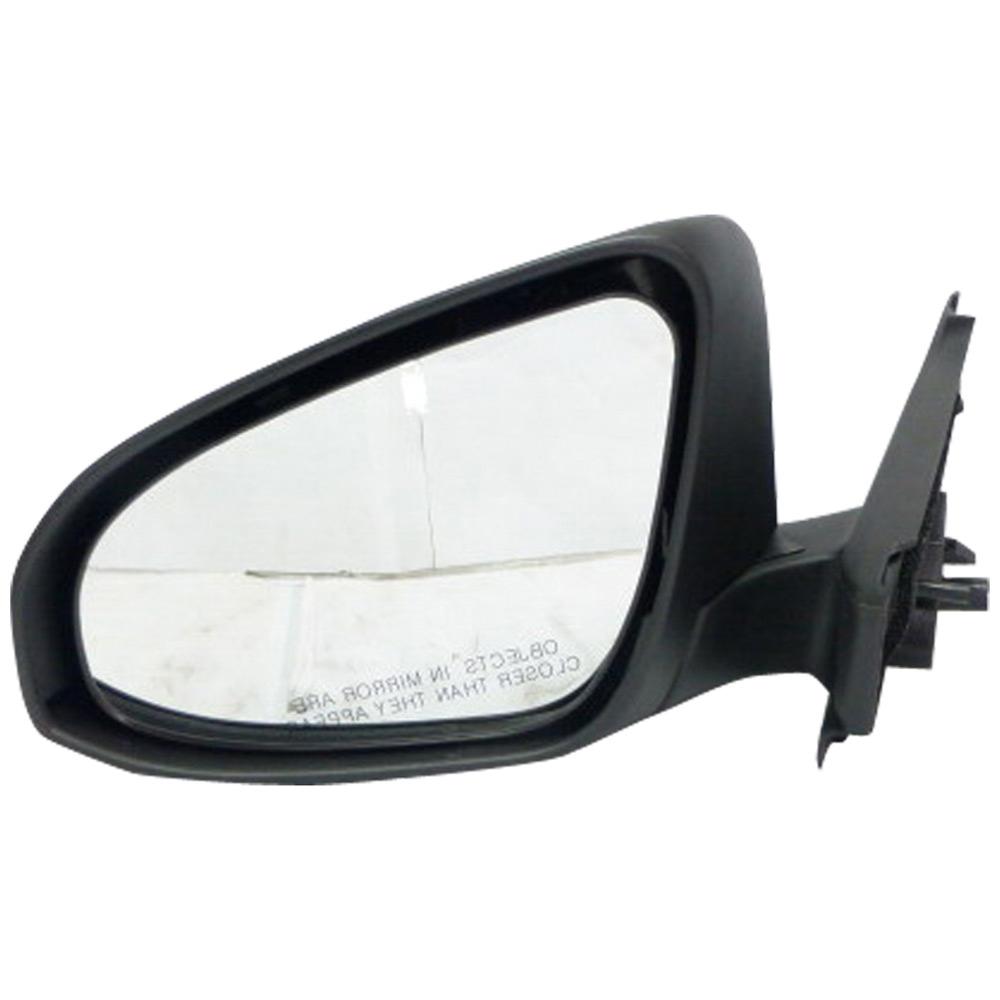 2013 toyota yaris side view mirror w o heat w o power for Miroir yaris
