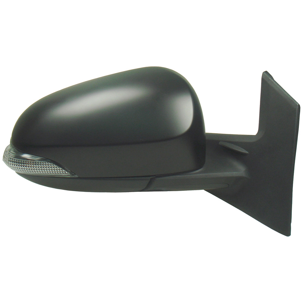 BuyAutoParts 14-11815MI Side View Mirror