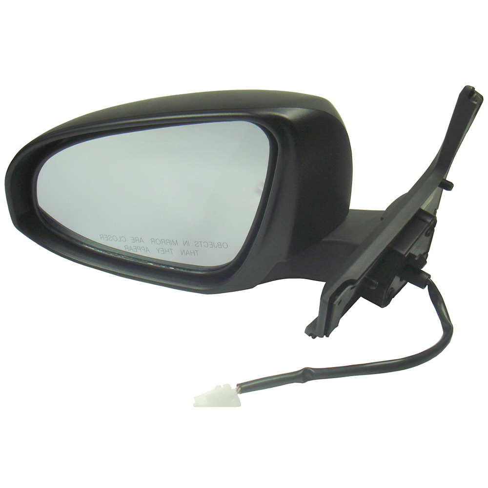 BuyAutoParts 14-11816MI Side View Mirror