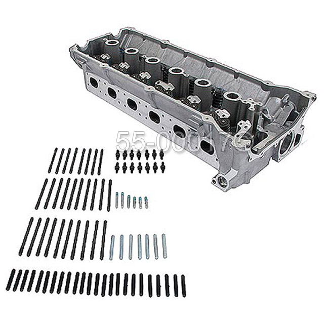 BMW 325is Cylinder Head