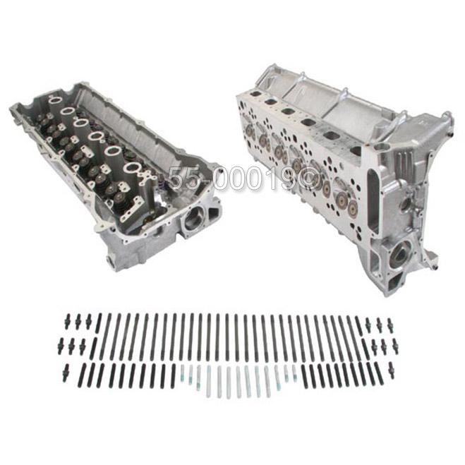 BMW 325 Cylinder Head