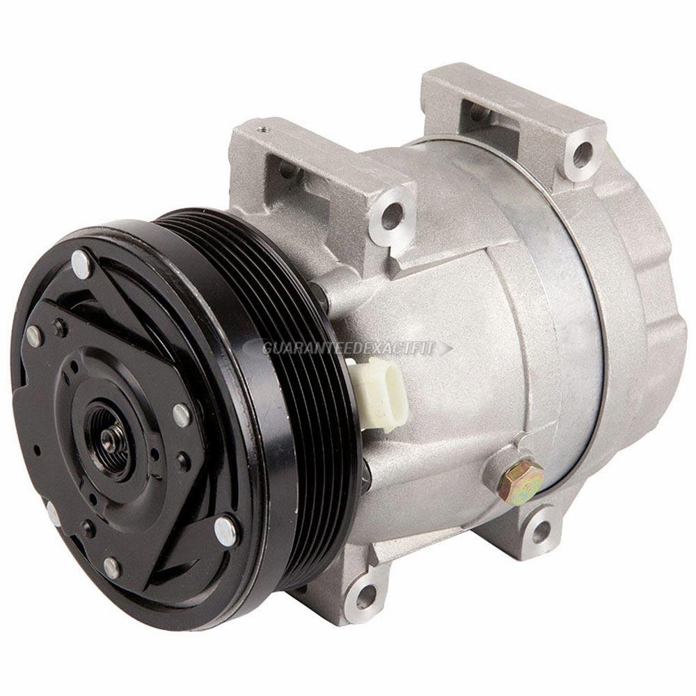 Suzuki Verona Remanufactured Compressor w Clutch