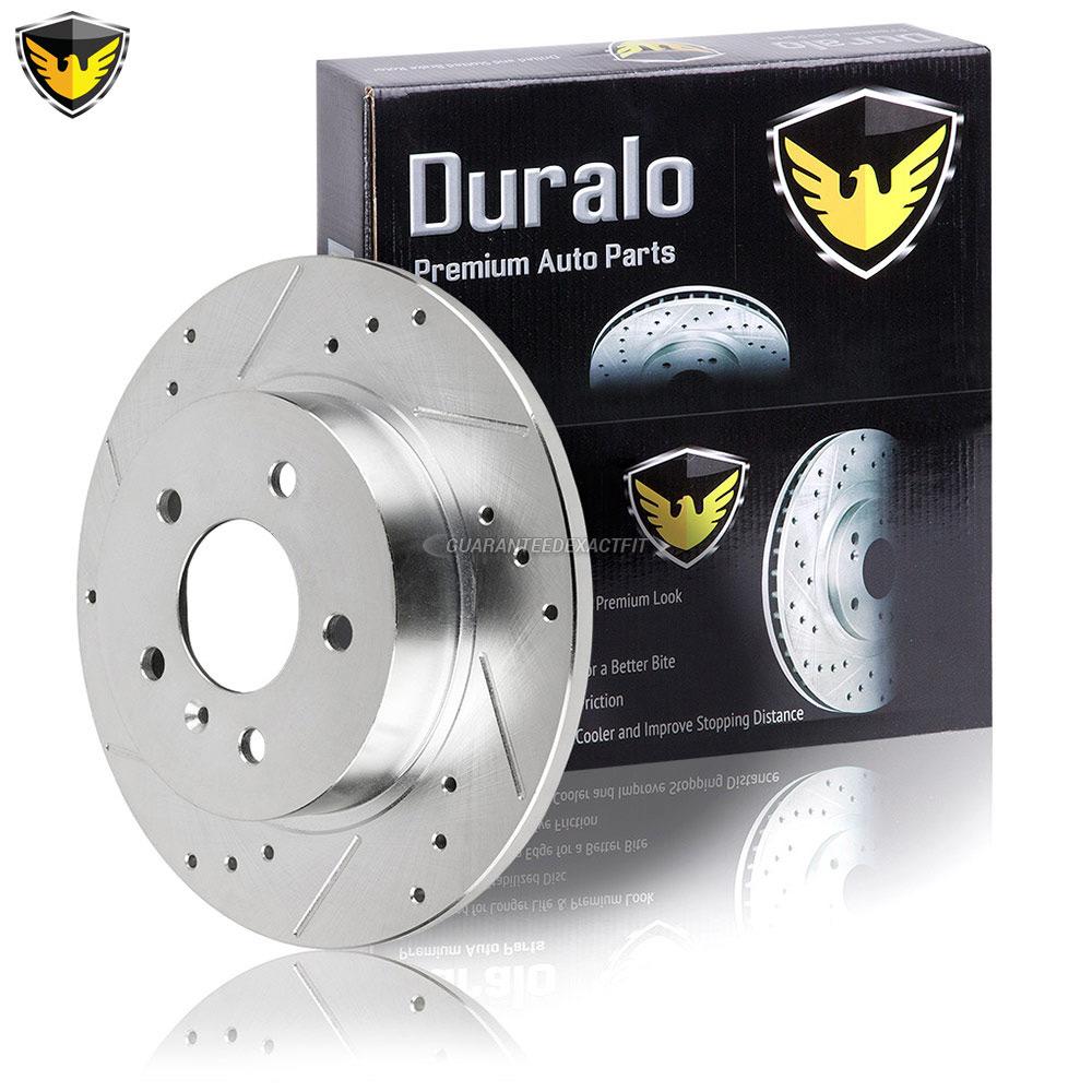 Cadillac DTS Brake Disc Rotor