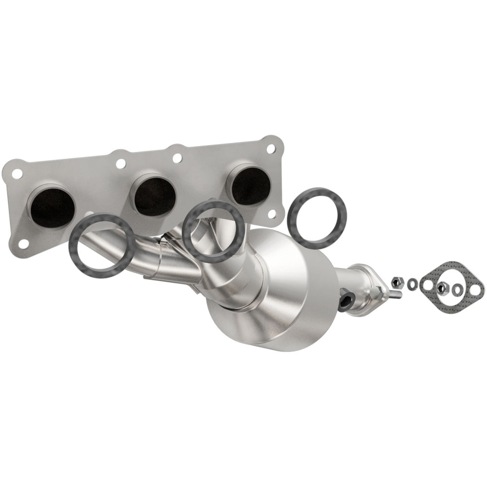 MagnaFlow Exhaust Products 553719 Catalytic Converter CARB Approved