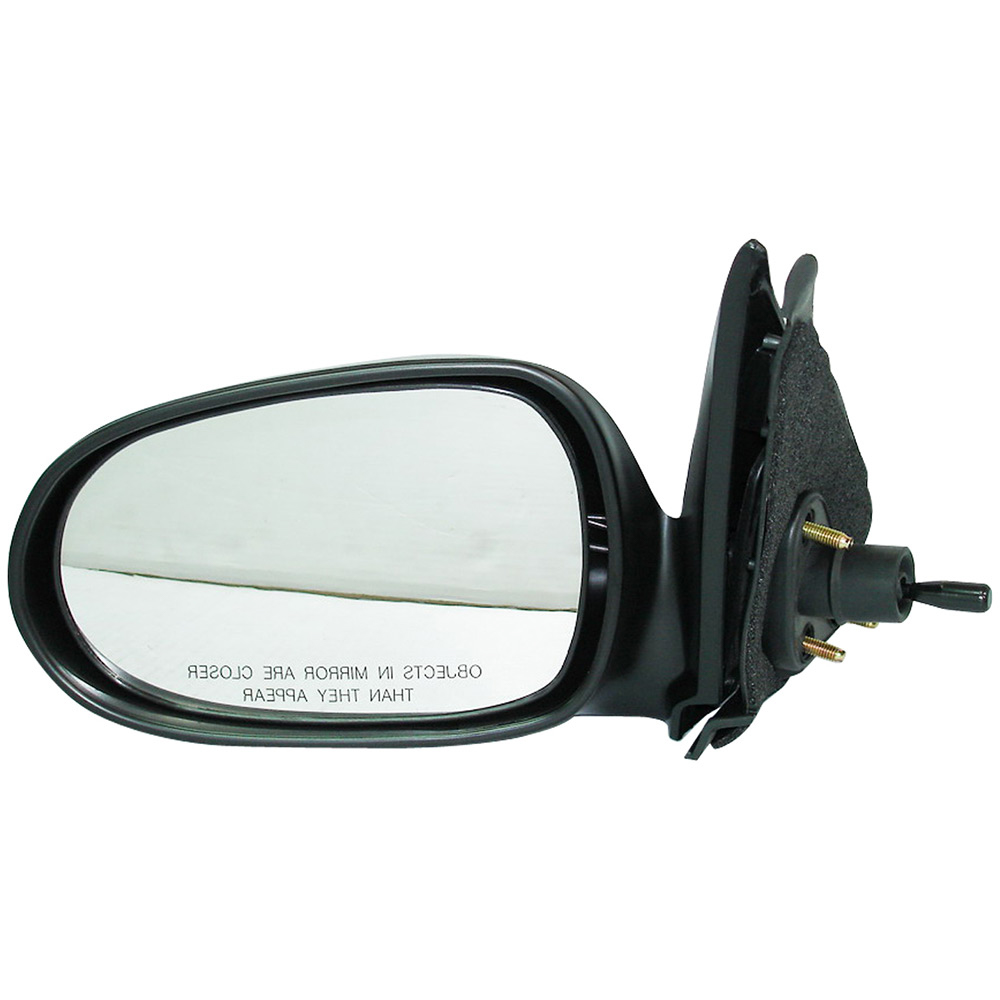 BuyAutoParts 14-11900MI Side View Mirror