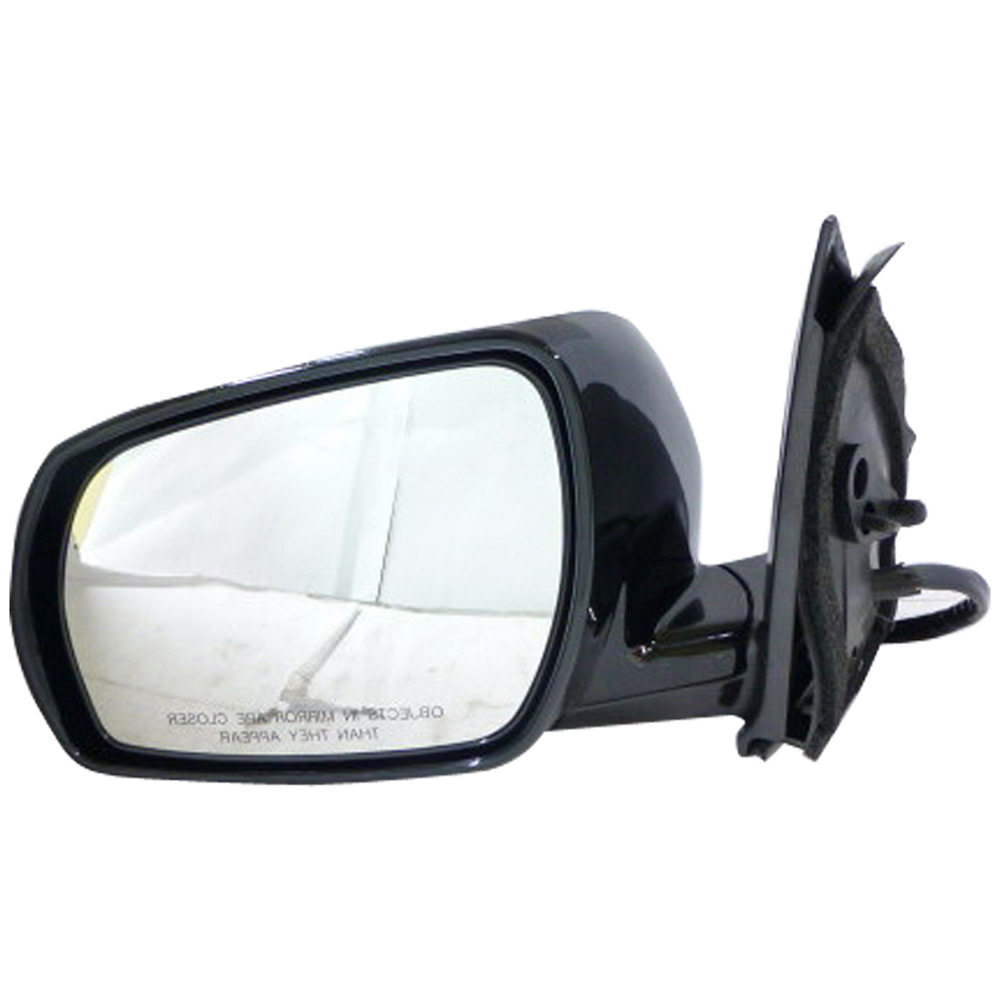 BuyAutoParts 14-11920MI Side View Mirror