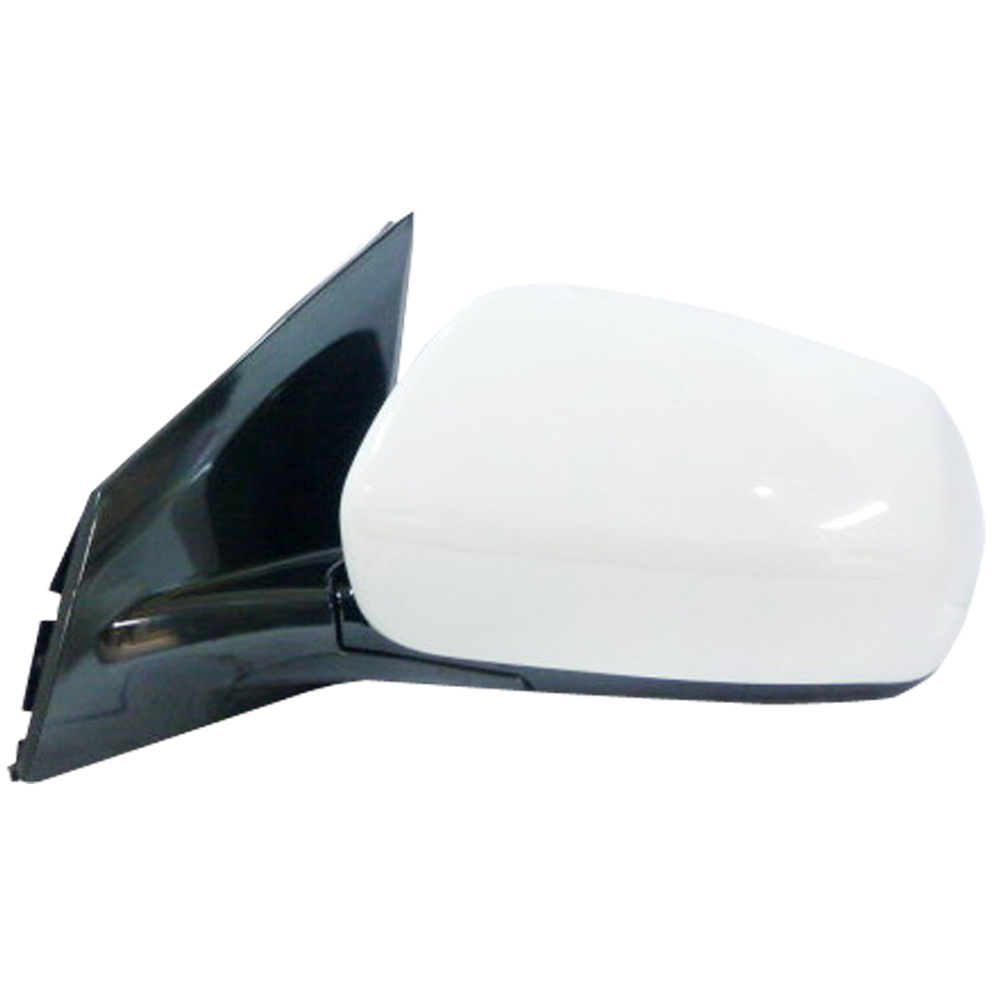 BuyAutoParts 14-80406MW Side View Mirror Set