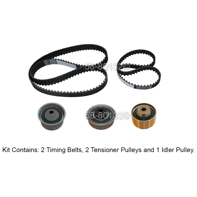Mitsubishi Outlander Timing Belt Kit