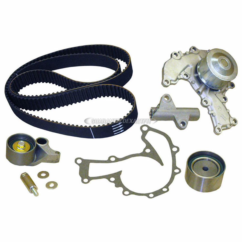 Isuzu rodeo timing belt kit pulley and