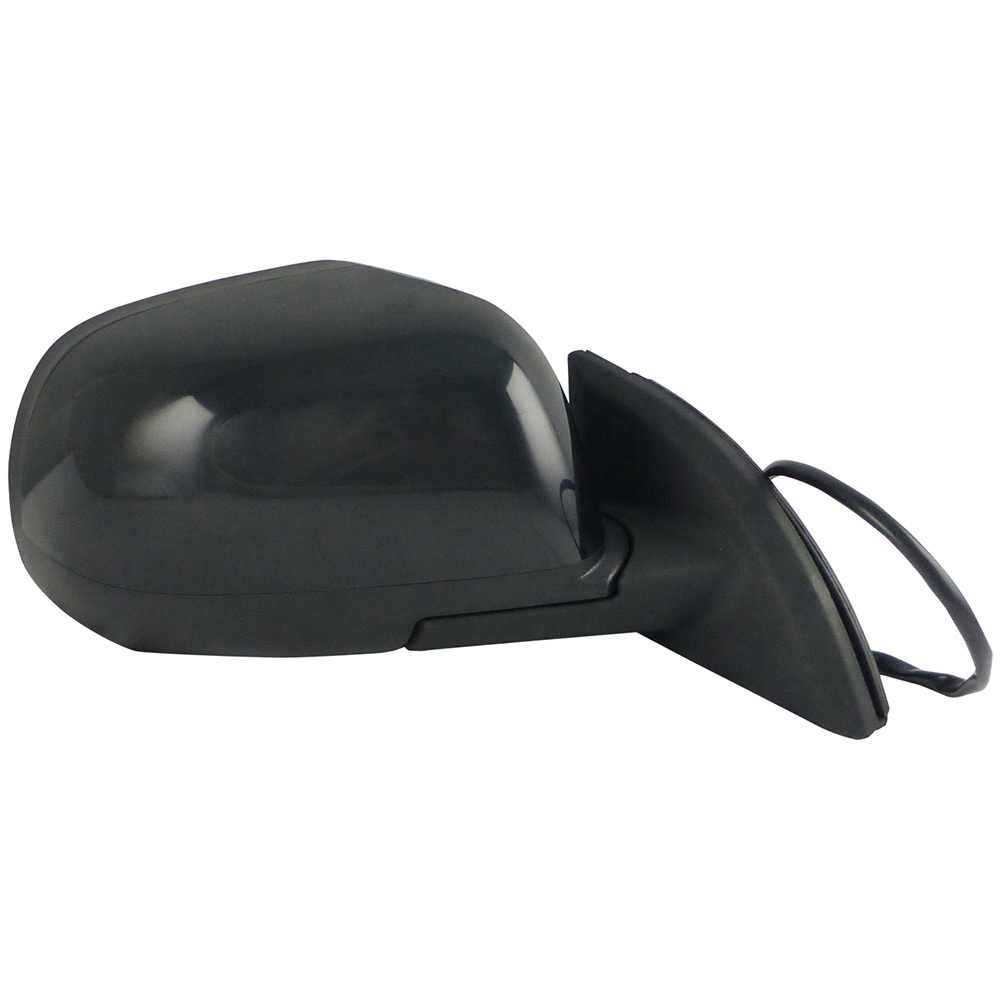 BuyAutoParts 14-11955MI Side View Mirror