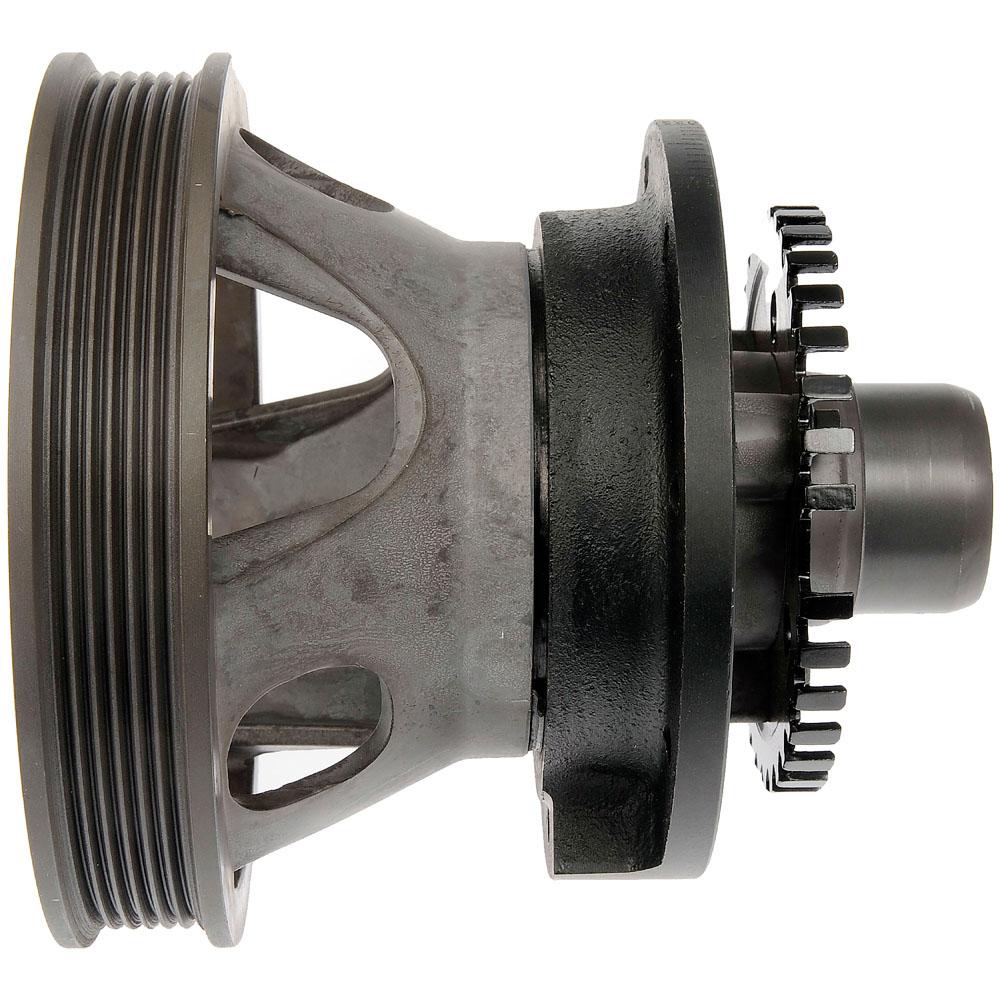 Engine Harmonic Balancer Dorman 594-740 fits 99-00 Ford Mustang 3.8L-V6