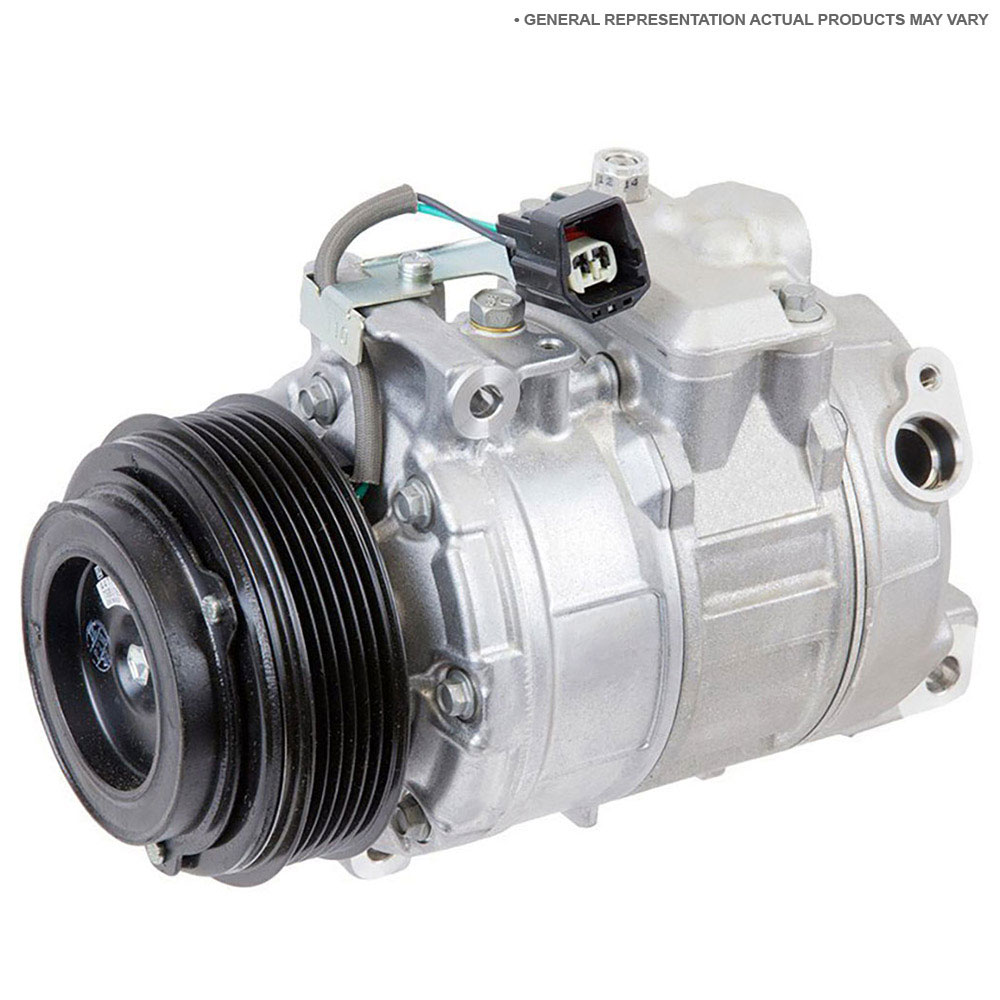 BMW 735 AC Compressor