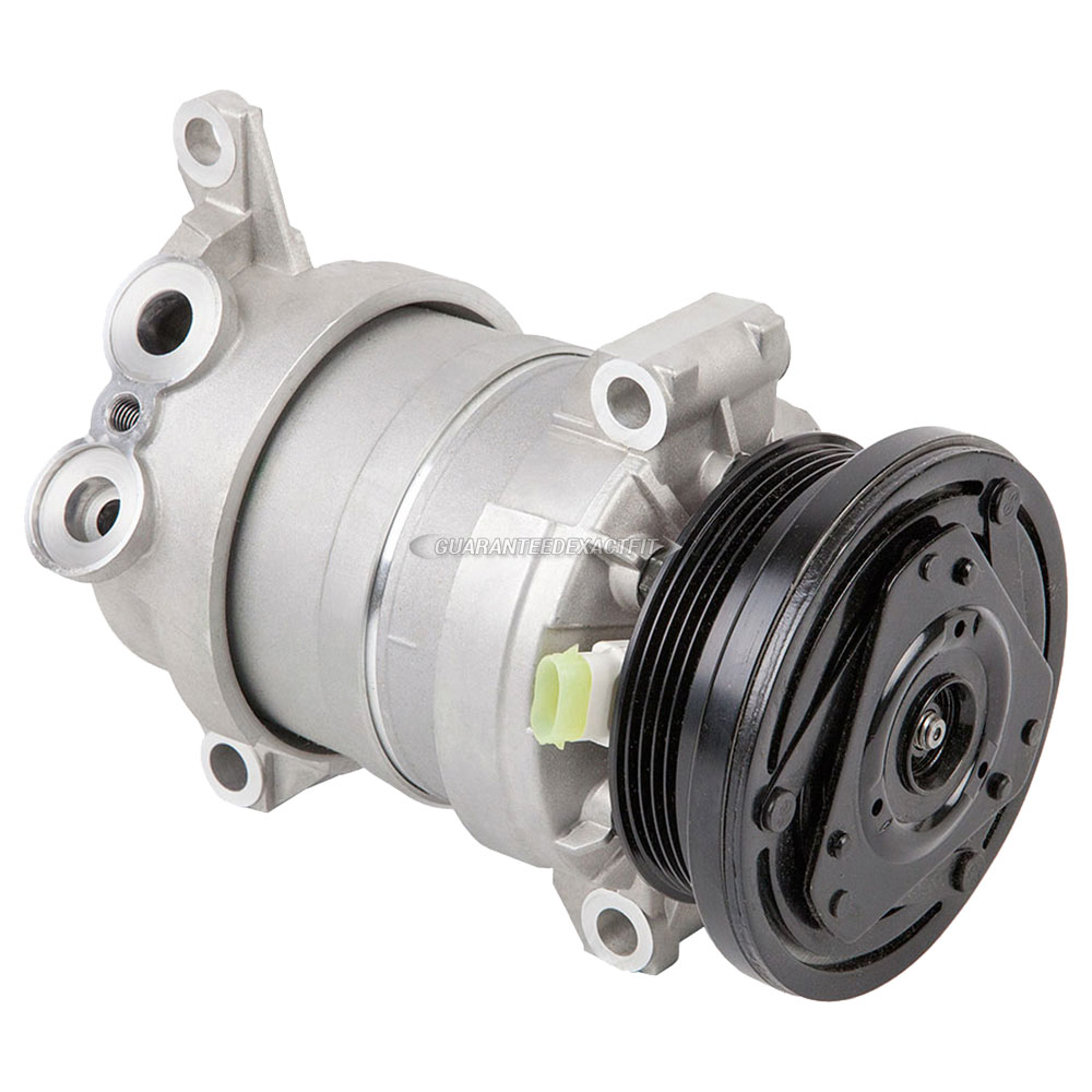 Gmc sierra ac compressor