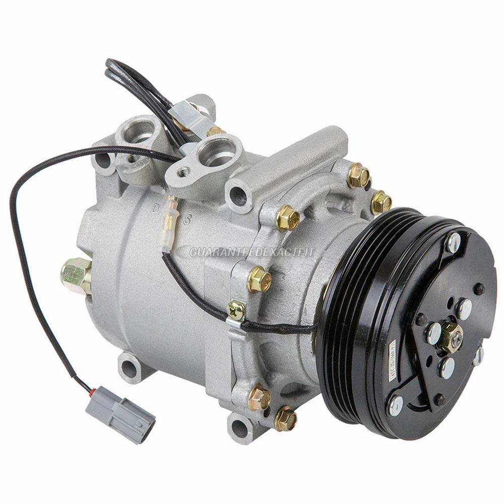 1998 Honda Civic A/C Compressor And Components Kit All