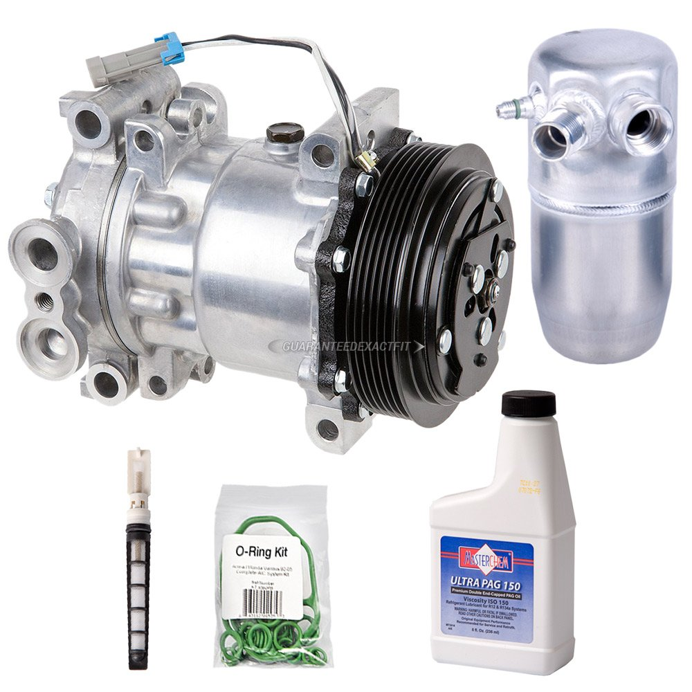 Chevrolet  A/C Compressor and Components Kit