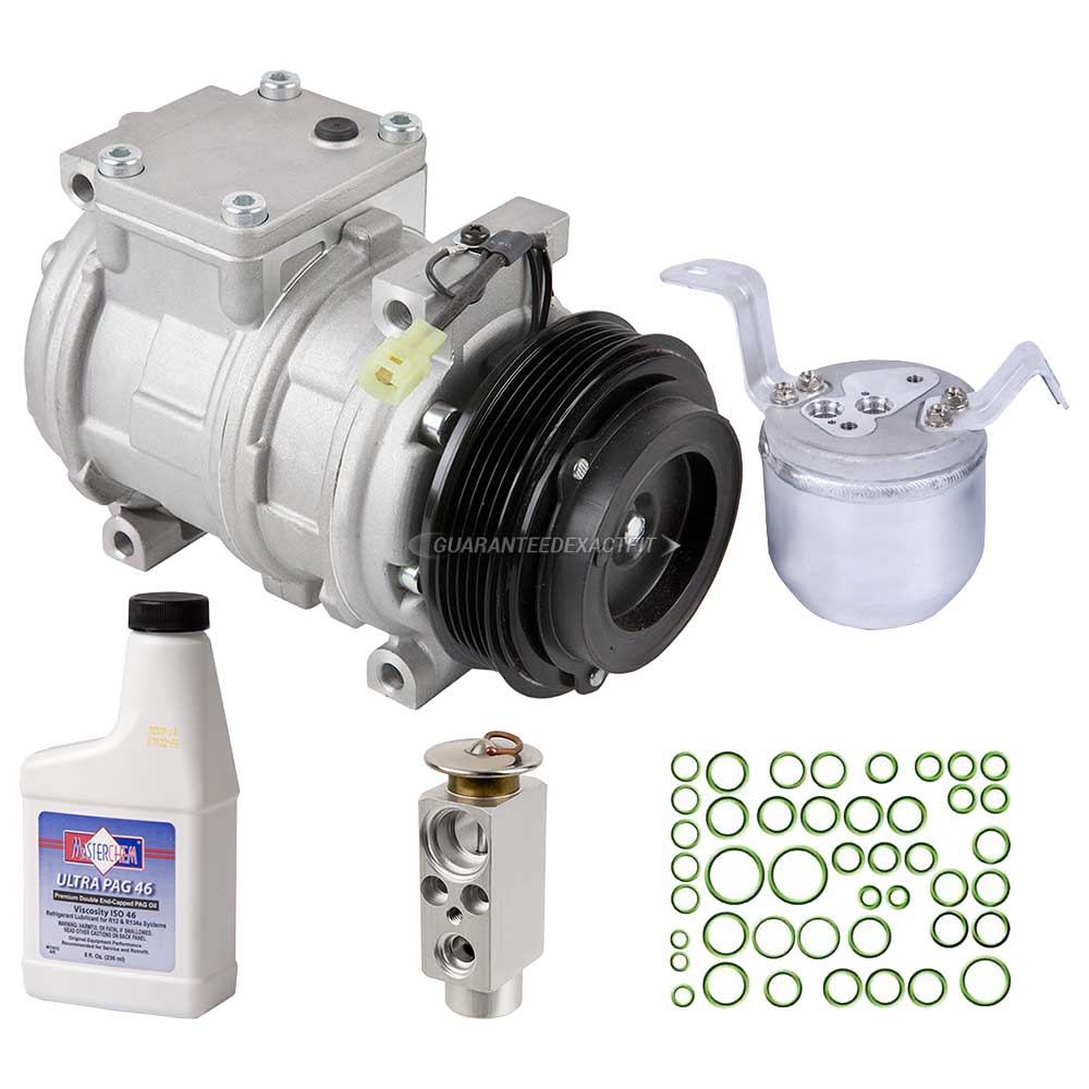 BMW 323 A/C Compressor and Components Kit