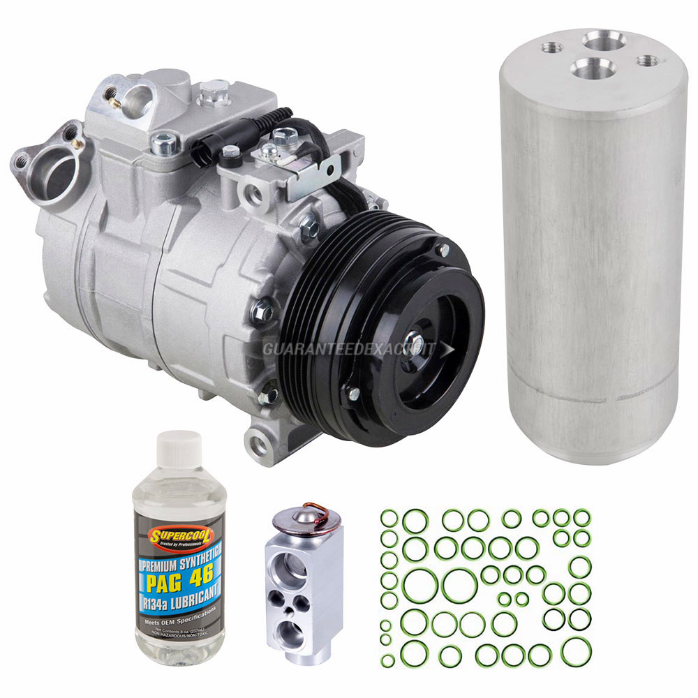 BMW 330 A/C Compressor and Components Kit