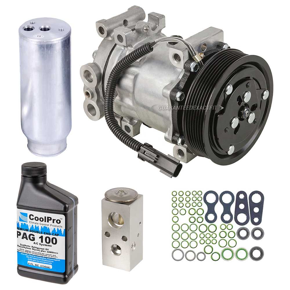 Dodge  A/C Compressor and Components Kit