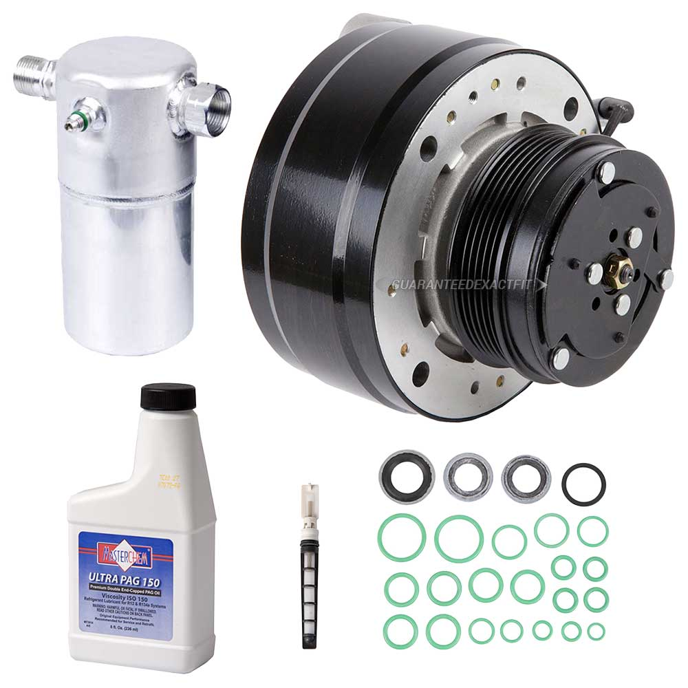 1994 Chevrolet Suburban A/C Compressor and Components Kit