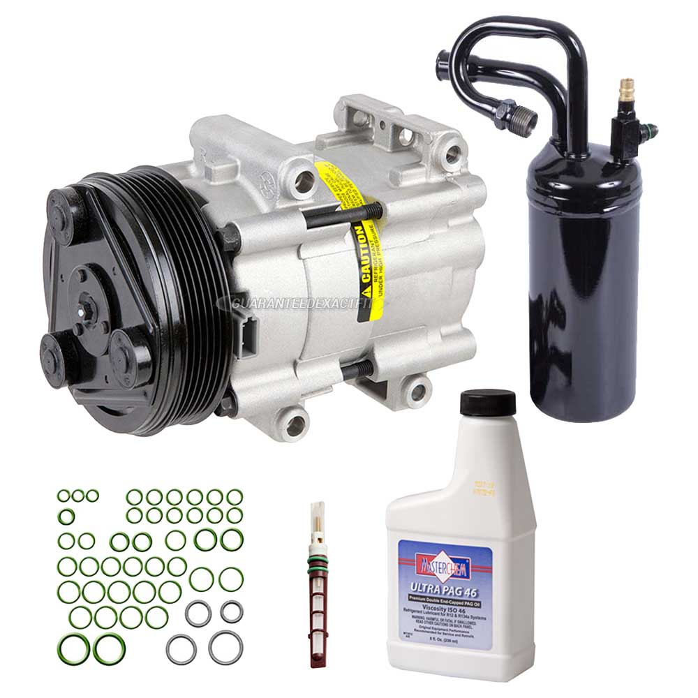 Ford  A/C Compressor and Components Kit