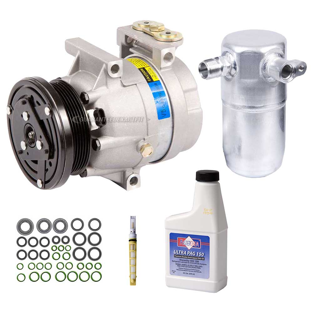 1997 Oldsmobile Cutlass A/C Compressor and Components Kit