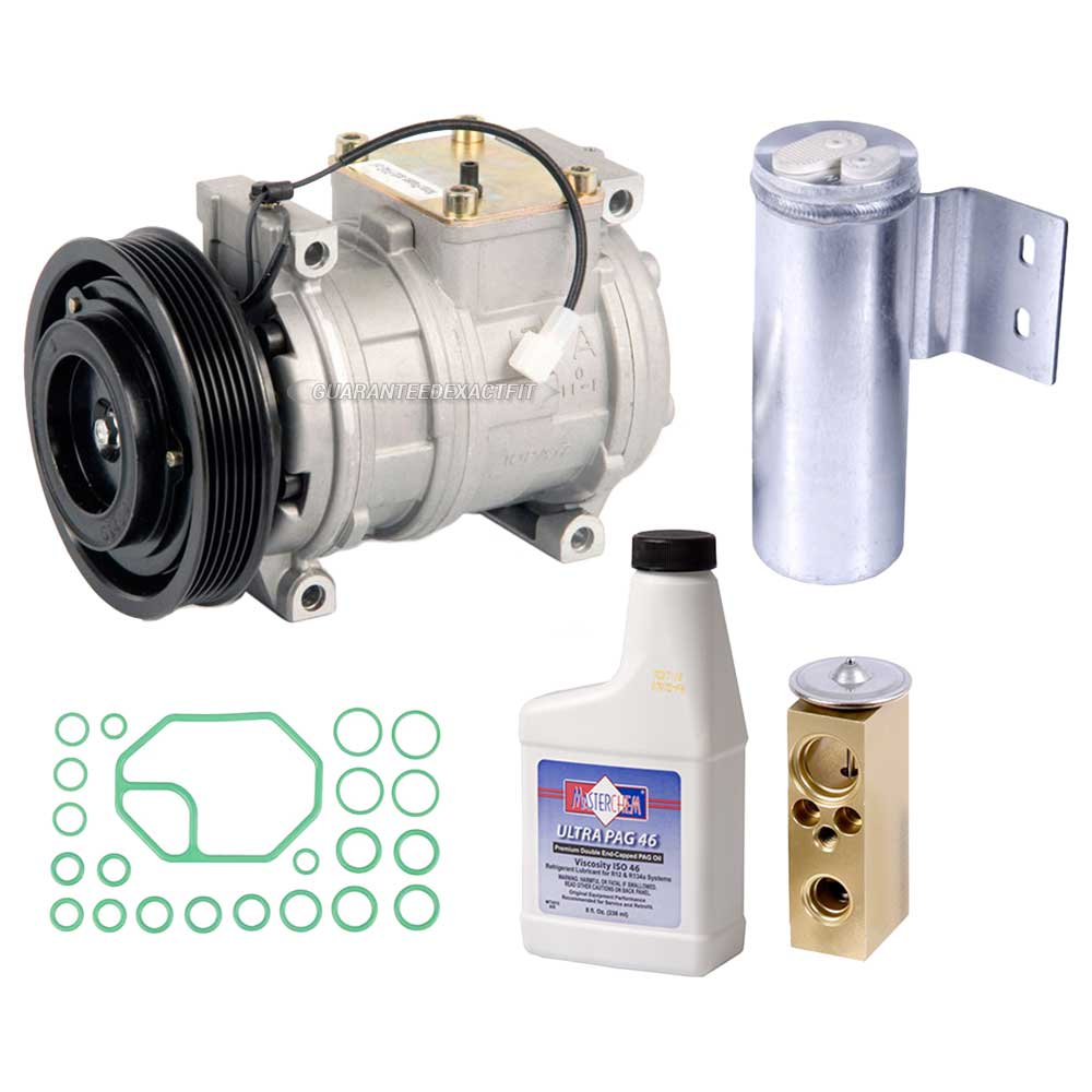 A/C Compressor and Components Kit 60-80144 RK
