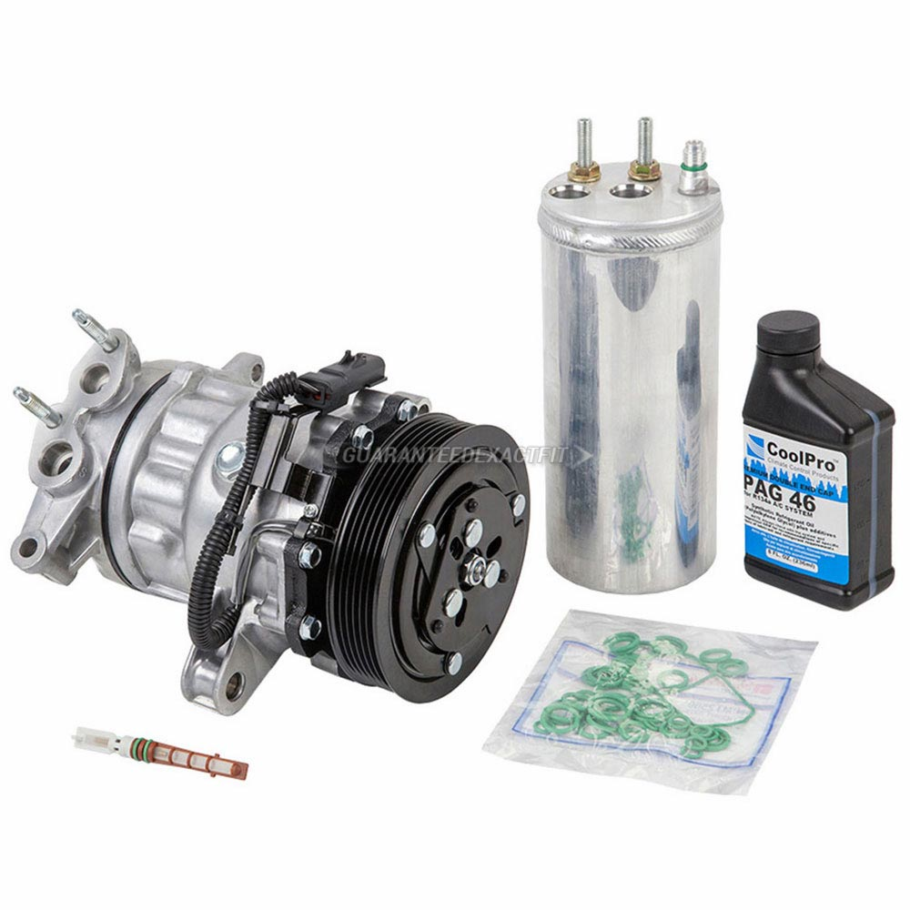 Jeep  A/C Compressor and Components Kit