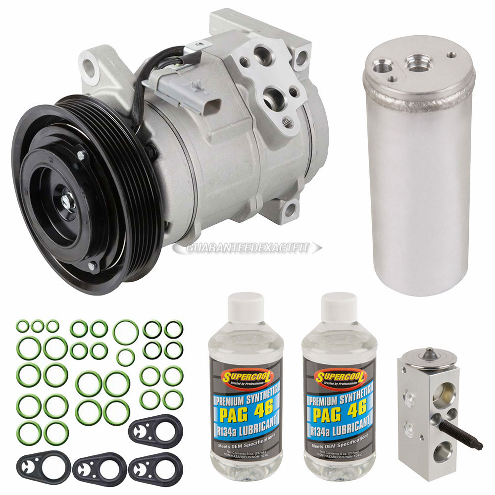 BuyAutoParts 60-80152RK A/C Compressor and Components Kit