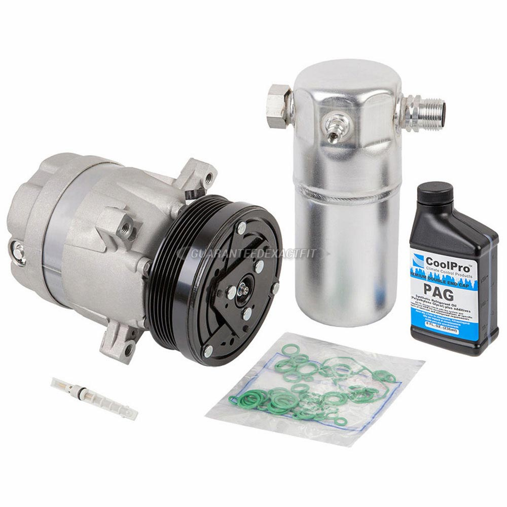 A/C Compressor and Components Kit 60-80155 RK