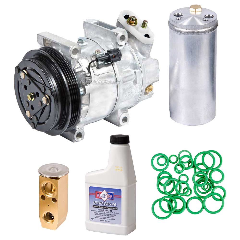 A/C Compressor and Components Kit