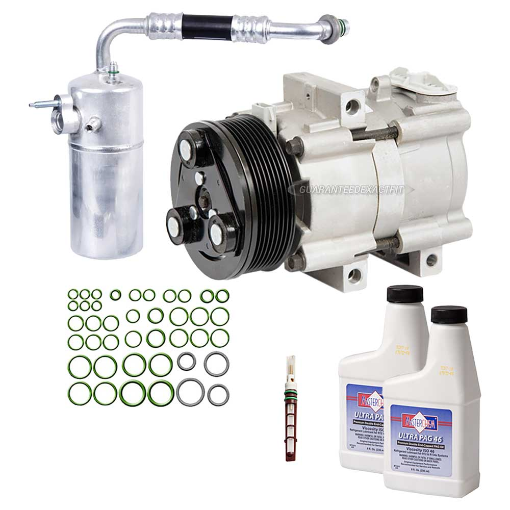 2001 Ford Expedition A/C Compressor and Components Kit