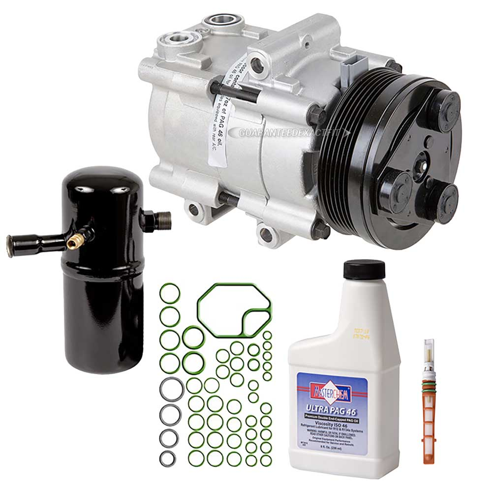 A/C Compressor and Components Kit 60-80222 RK