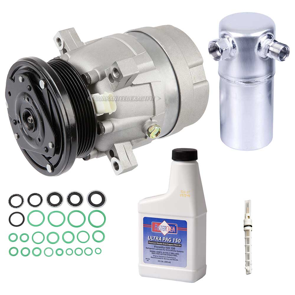 A/C Compressor and Components Kit 60-80236 RK