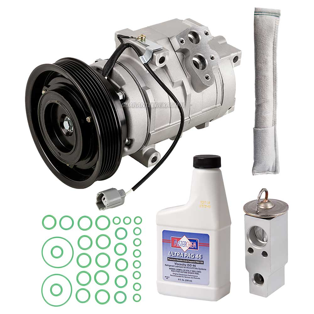 Acura  A/C Compressor and Components Kit