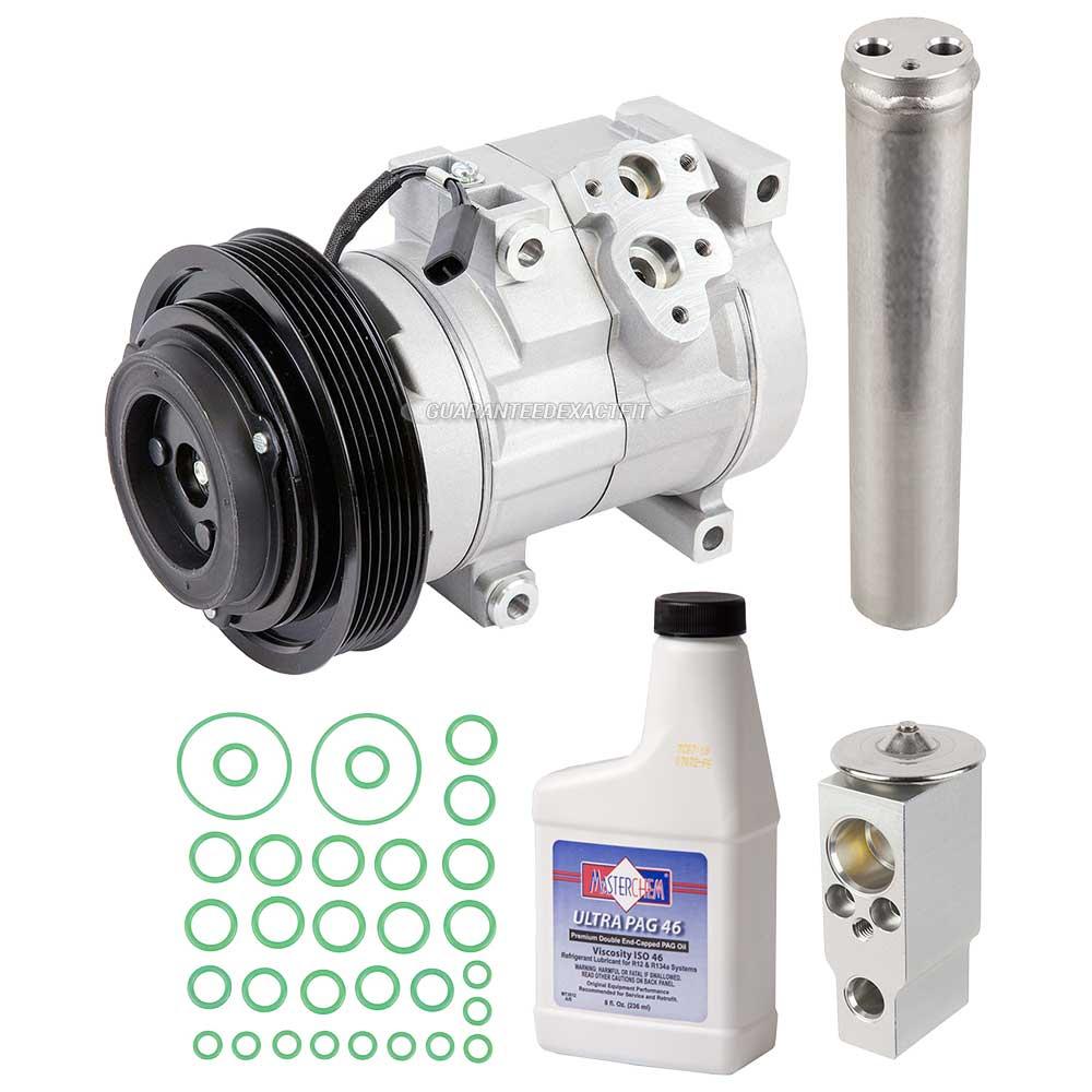 Shop 1995-2014 Acura TL AC Compressor Kit & More At