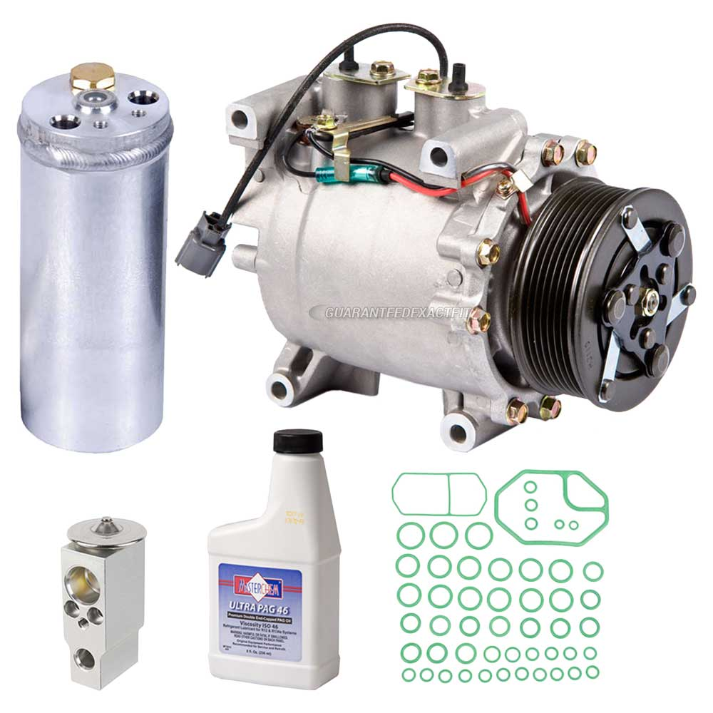 Acura RSX A/C Compressor and Components Kit