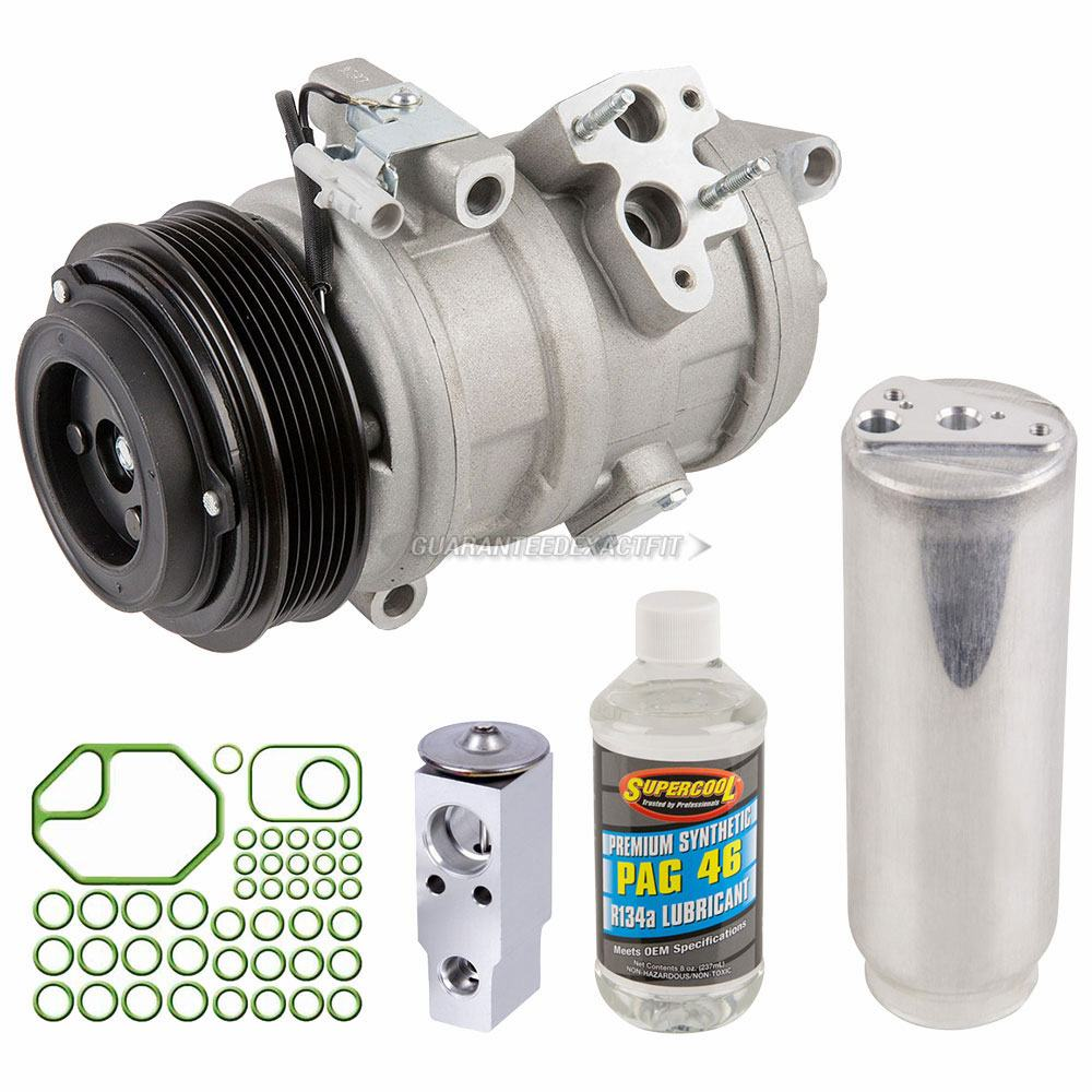 2007 Toyota Sequoia 4 7L with 10S20C Compessor A/C Compressor and  Components Kit