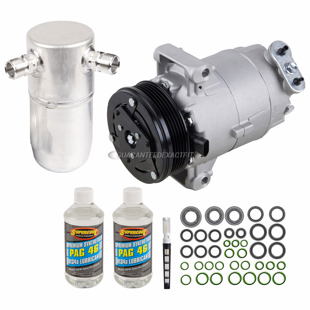 BuyAutoParts 60-80323RK A/C Compressor and Components Kit