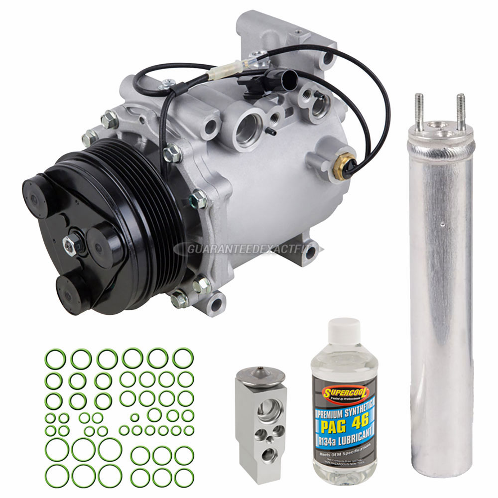 Ac Compressor And Components Kits For Mitsubishi Lancer 2004 2006 Wiring Harness Endevour A C Kit