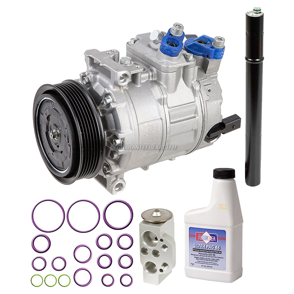 A/C Compressor and Components Kit 60-80380 RK
