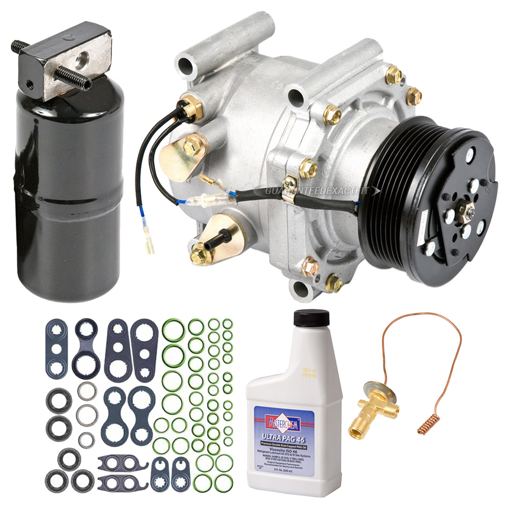 A/C Compressor and Components Kit 60-80392 RK