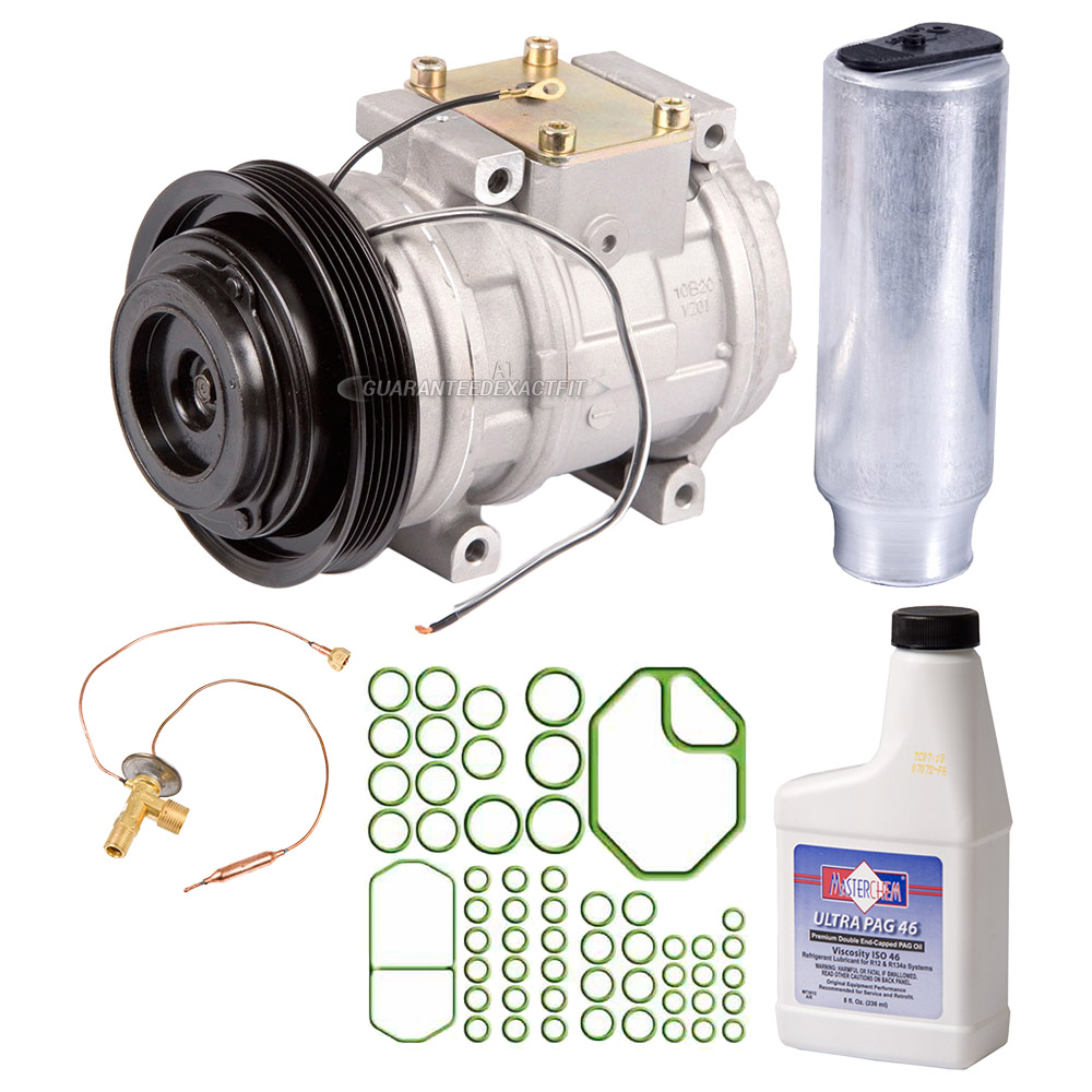 Acura Legend A/C Compressor and Components Kit