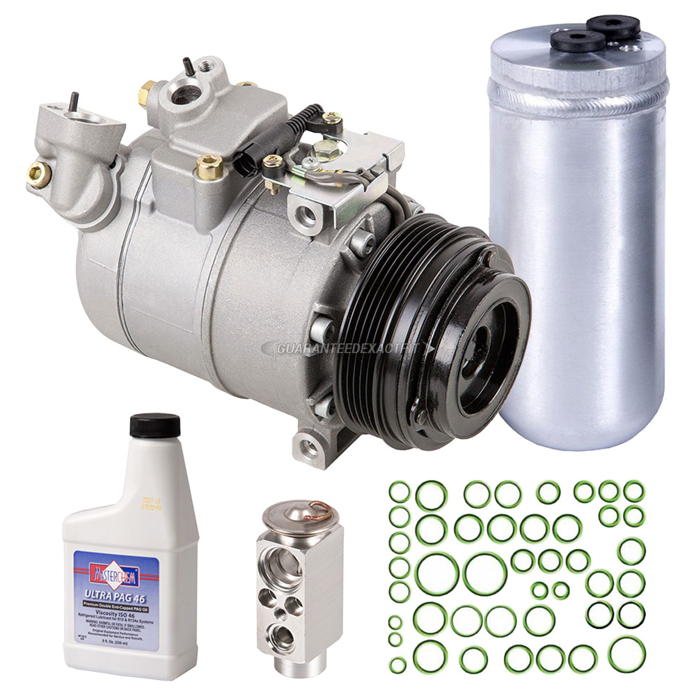 2001 BMW M5 A/C Compressor and Components Kit