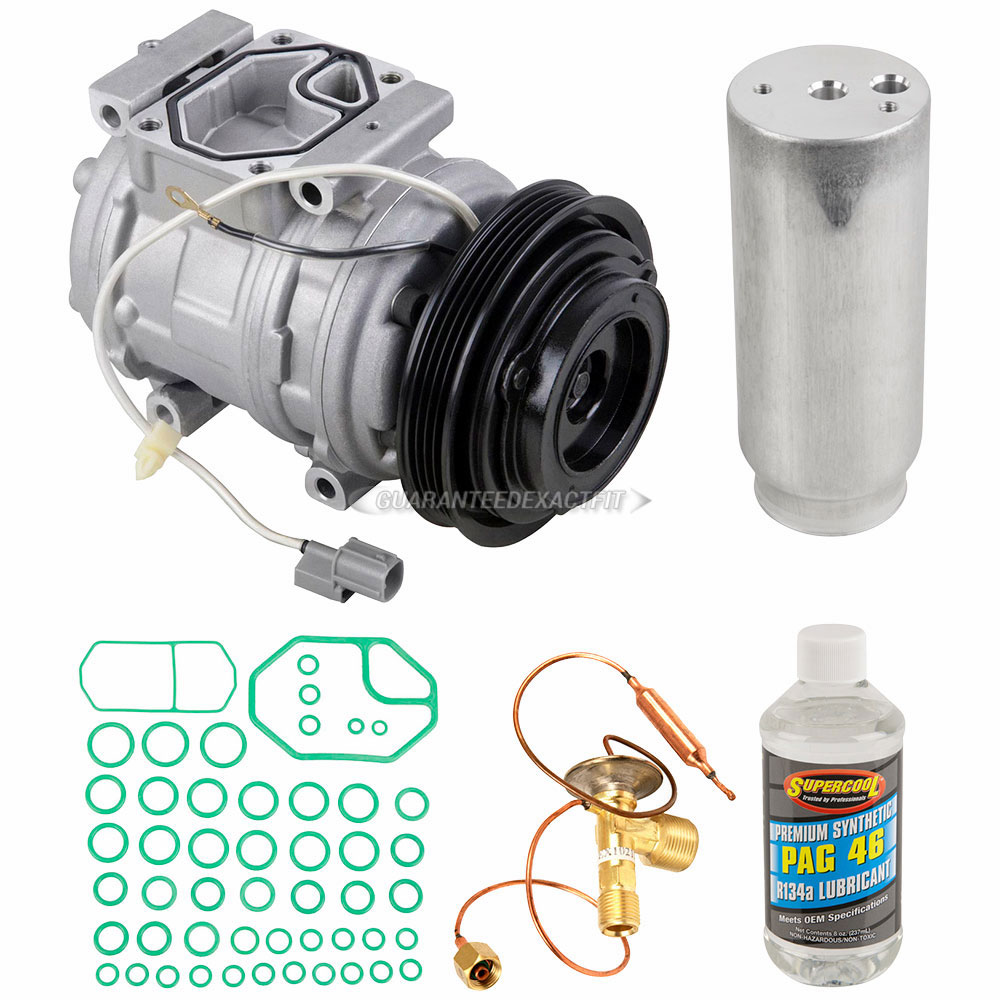 For Acura Integra 1998 1999 2000 2001 AC Compressor W/ A/C