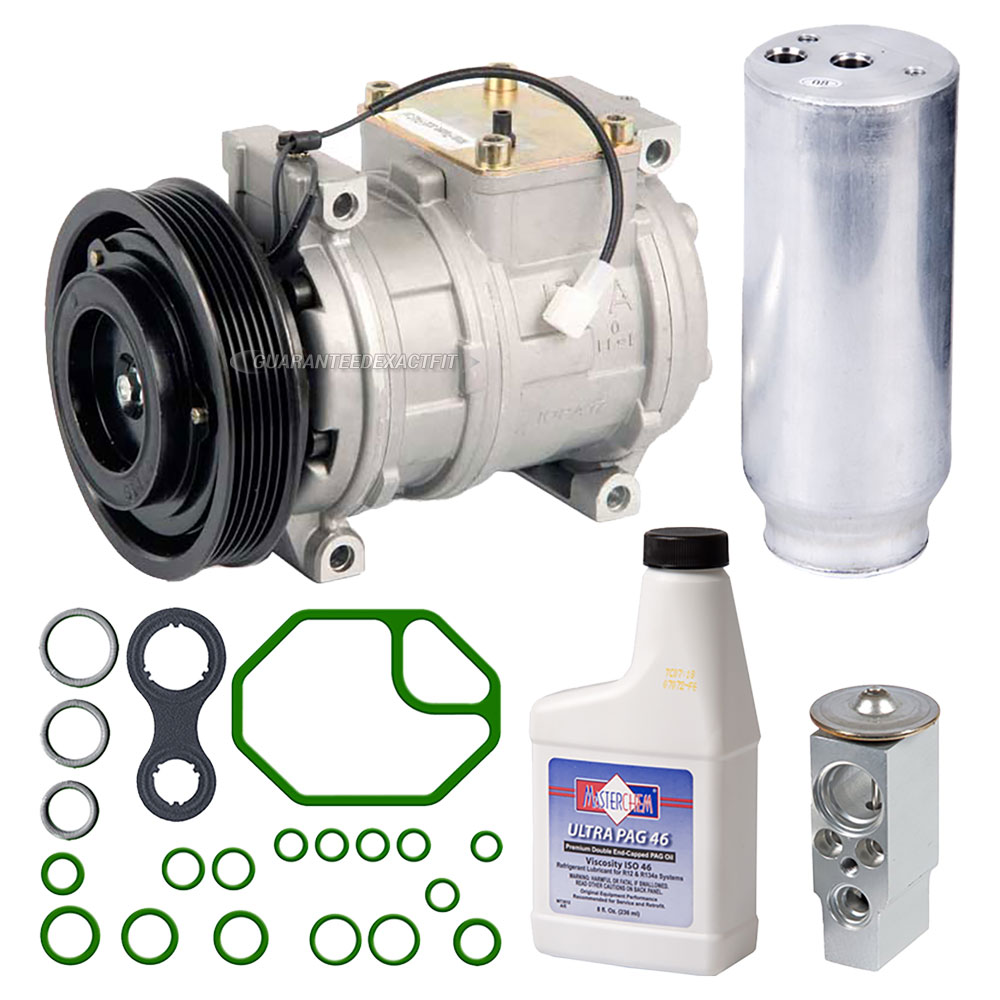 Chrysler Concorde A/C Compressor and Components Kit