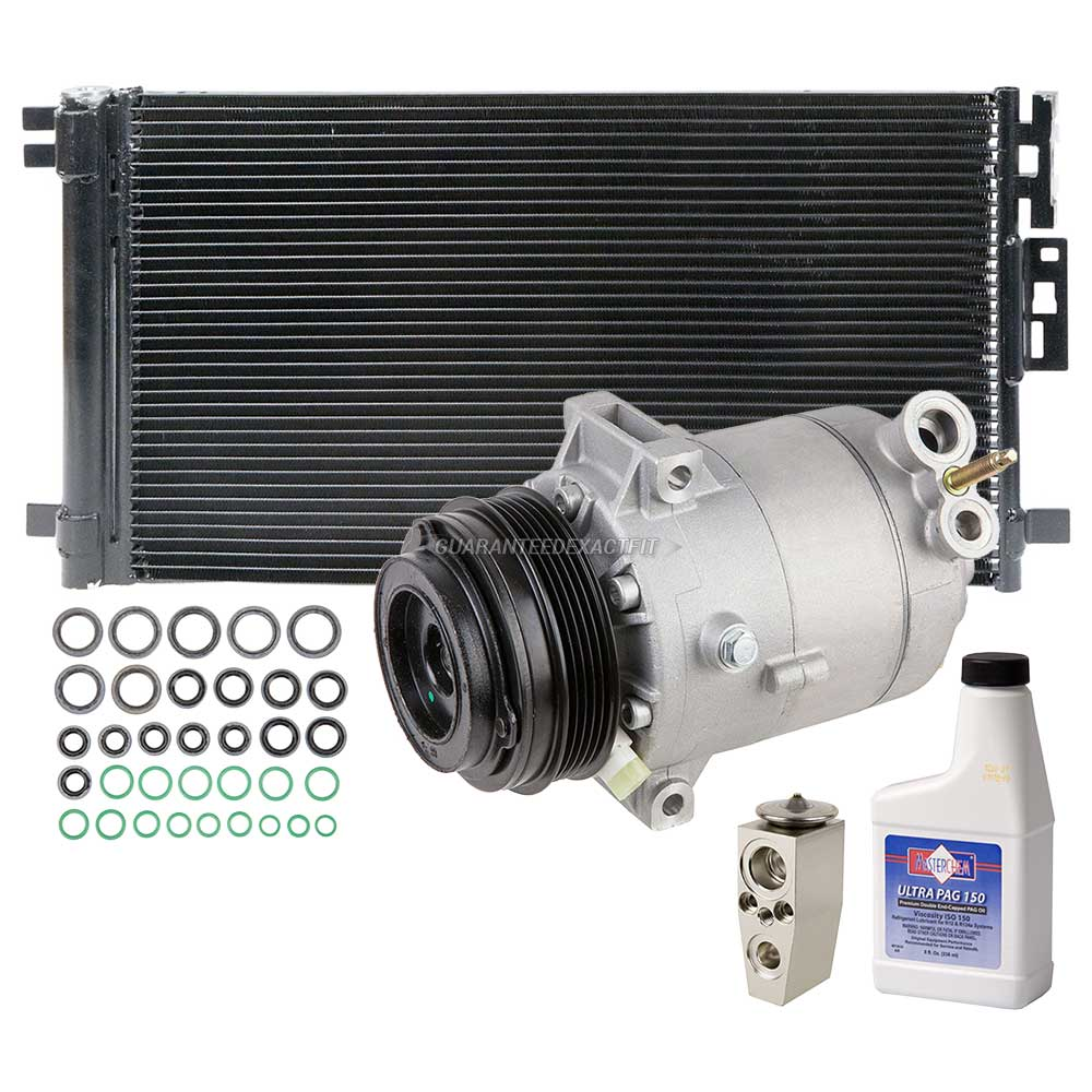 A/C Compressor and Components Kit 60-80523 R6