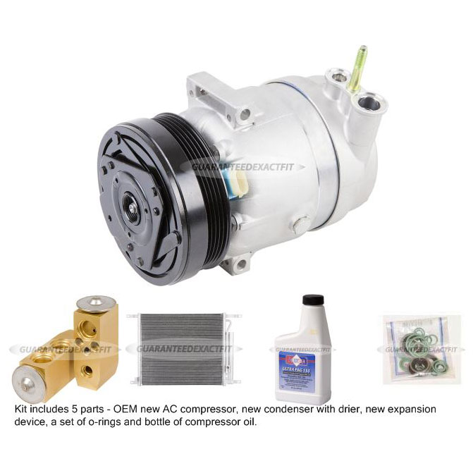 A/C Compressor and Components Kit 60-80537 R5