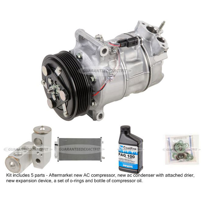 A/C Compressor and Components Kit 60-80538 R6