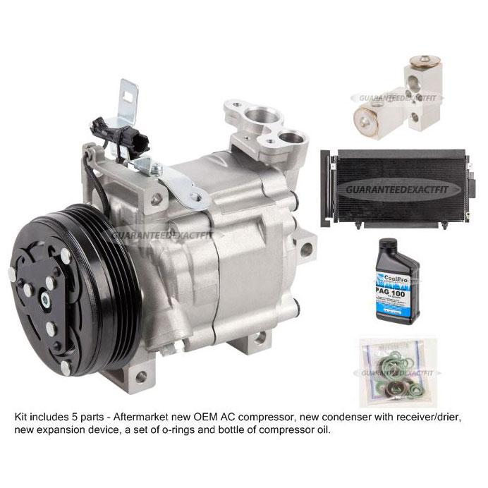Subaru  A/C Compressor and Components Kit